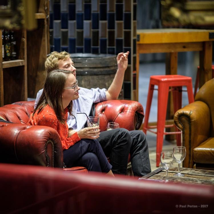 Pub talk, Stratford Street shoo - paulperton | ello