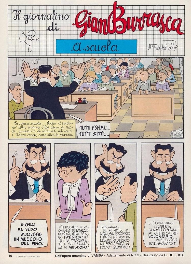 [Il giornalino di GianBurrasca - corrierino | ello