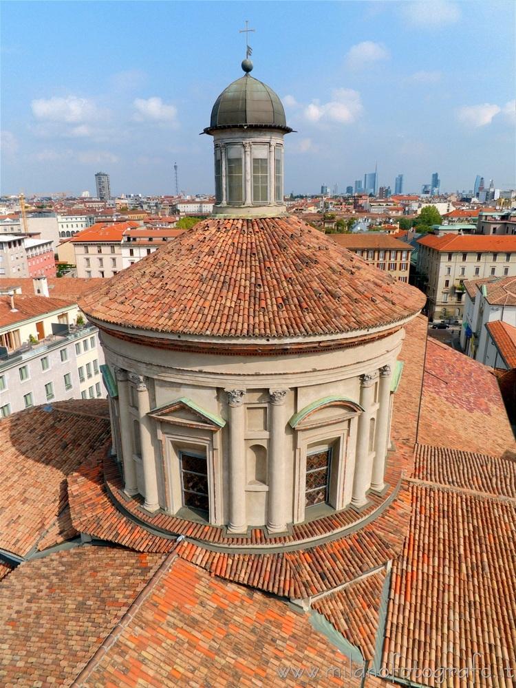 Milan (Italy): Tiburium Basilic - milanofotografo | ello