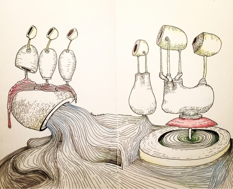 art, drawing, illustration, lineart - shiming | ello
