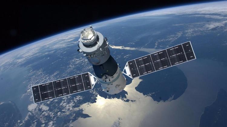 Estación espacial de China caer - codigooculto | ello