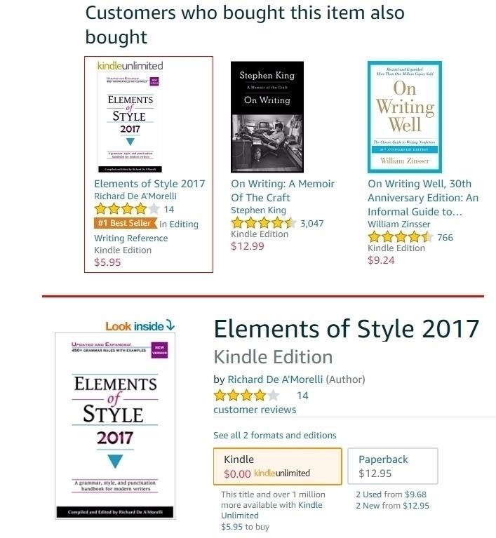 Amazon gave early Christmas pre - jedi-editor   ello