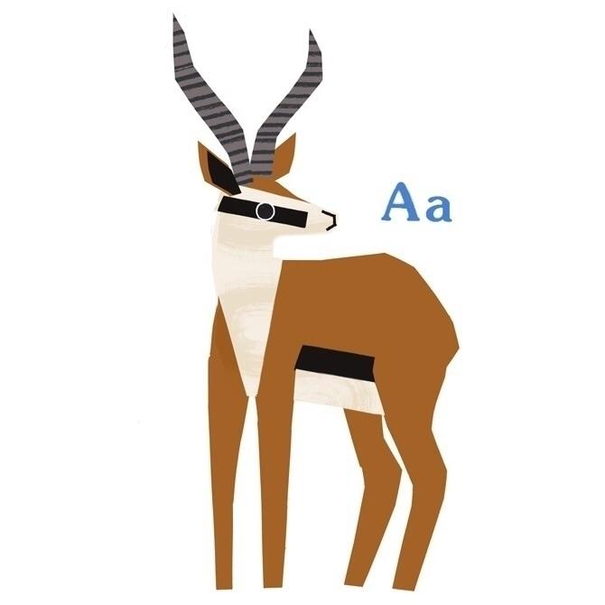 Antelope - lizzielomax | ello
