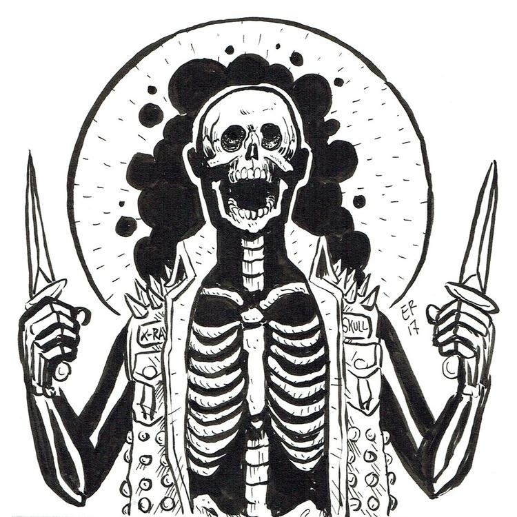 skeleton - seasonofthebadguysclub2 - royallyeric | ello