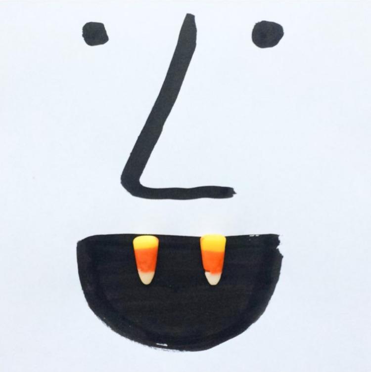 Happy Halloween - illustration - mfslayton | ello