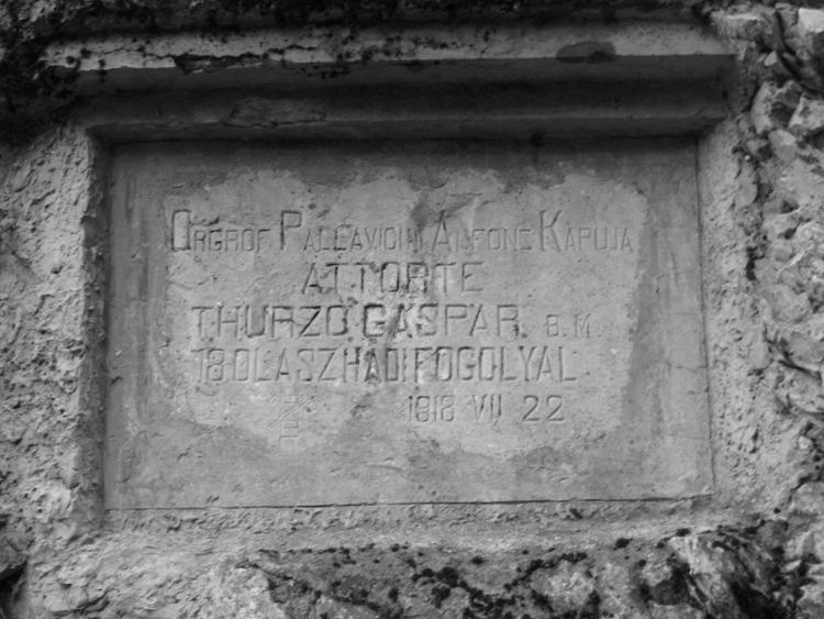 Olasz-kapu áttörés (Thurzó Gásp - turabazis | ello