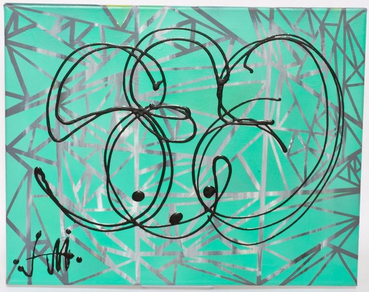 Initial personal mark initials  - sarahthebeanstalk | ello