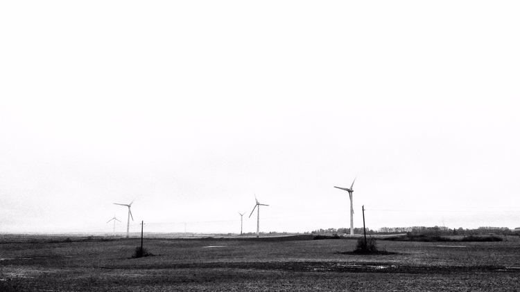 lithuania, 2017, windgenerator - beheroght | ello