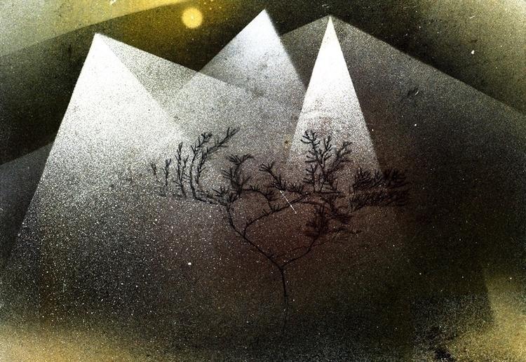 Paul Montagna inverno, 1925 - Klee, - bauhaus-movement | ello