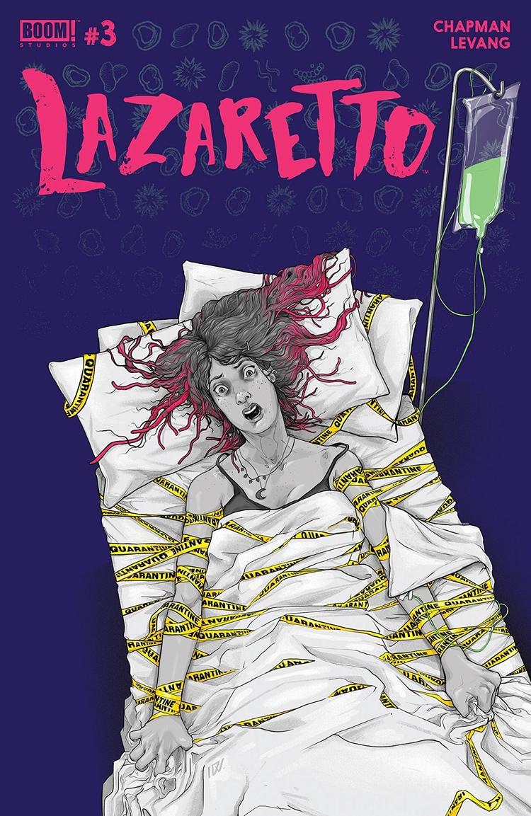 Picture Lazaretto Boom! Studios - oosteven | ello