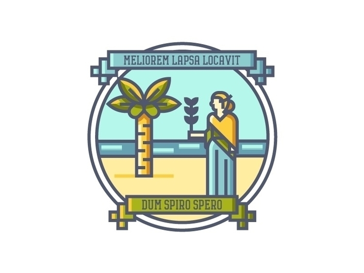 South Carolina Crest (261/365 - darumacreative | ello