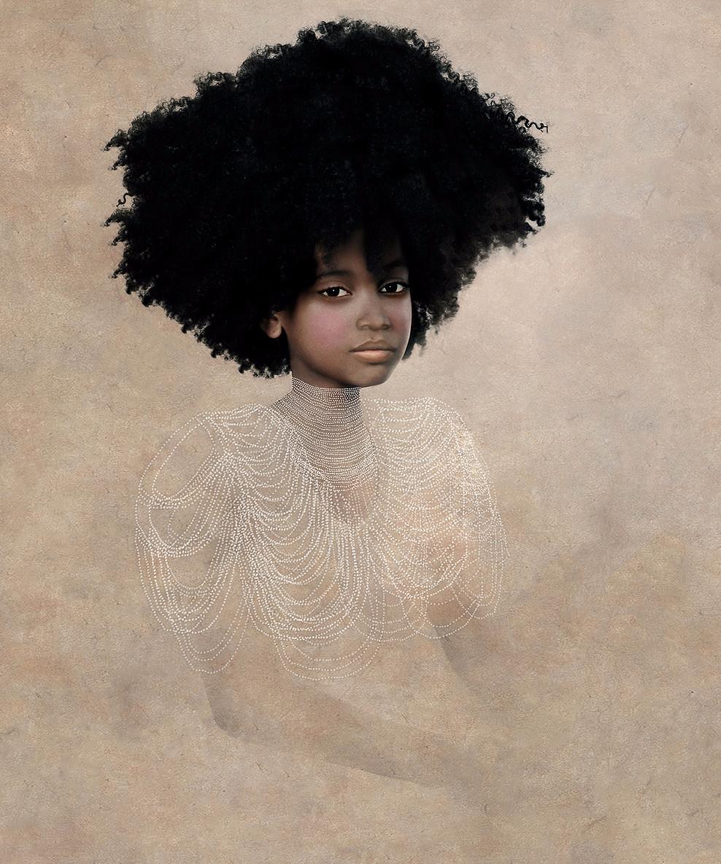 Tawny Chatmon series 'Heir' Pho - blackartmatters | ello
