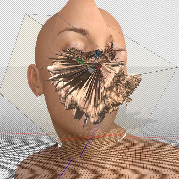 Double Alien Face video artist  - samantha_harvey | ello