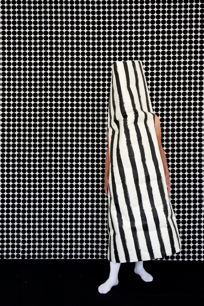 Dots stripes, 2017 photoprint G - gudakoster | ello