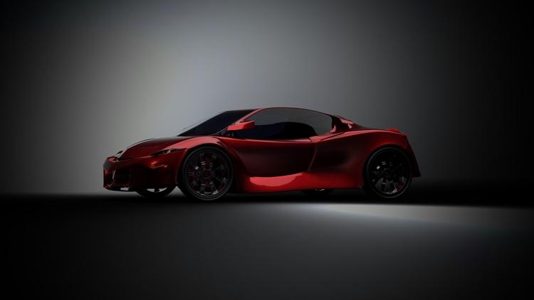 wanted car design 2010 - damirlesic | ello