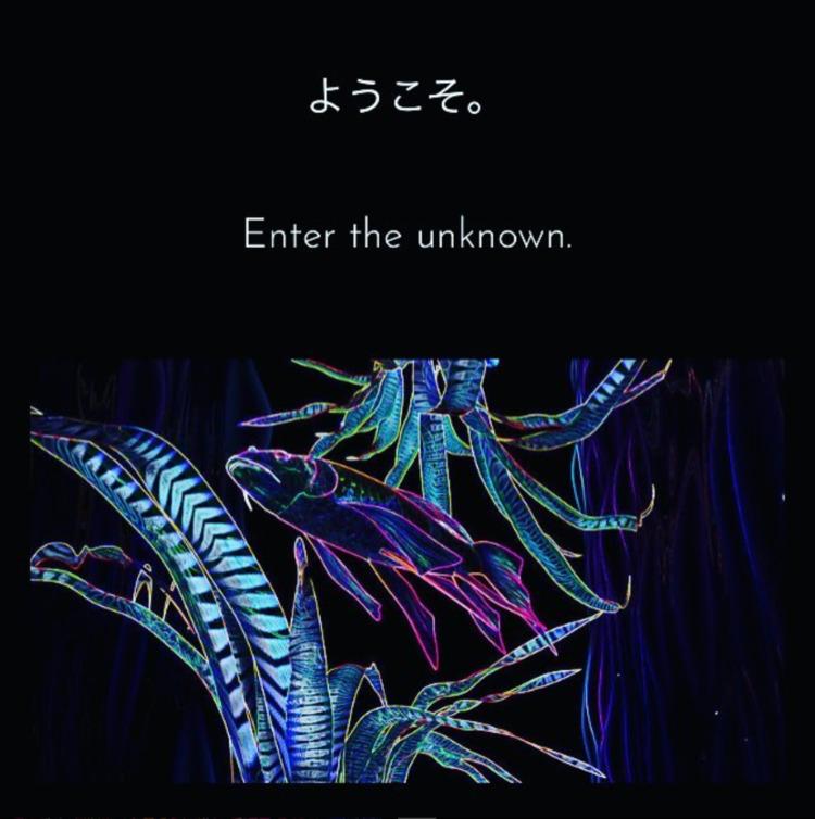 story, poem, 3d, underwater, virtual - naosakamoto | ello