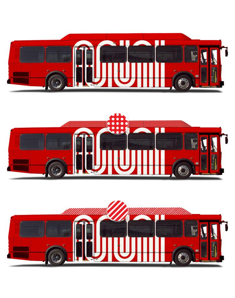 Muni Rebranding Concept - sanfran - graphicdesign | ello