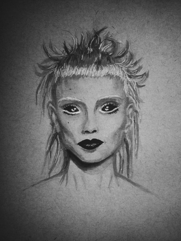 art, painting, vsco, watercolor - daniadoesitmatter | ello