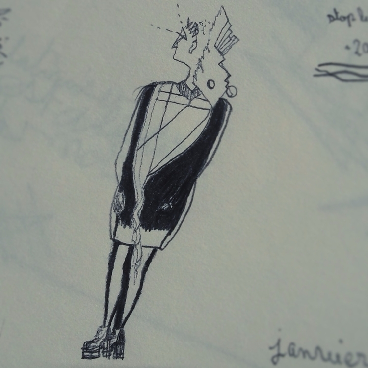 drawigs, art, fashion, geometric - kymia | ello