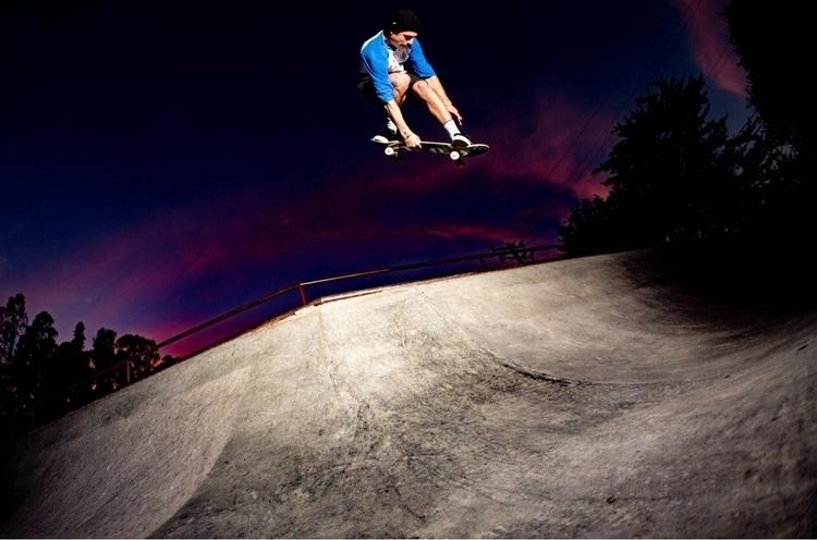 Camilo Capitola, CA - skateboarding - kevinbiram | ello