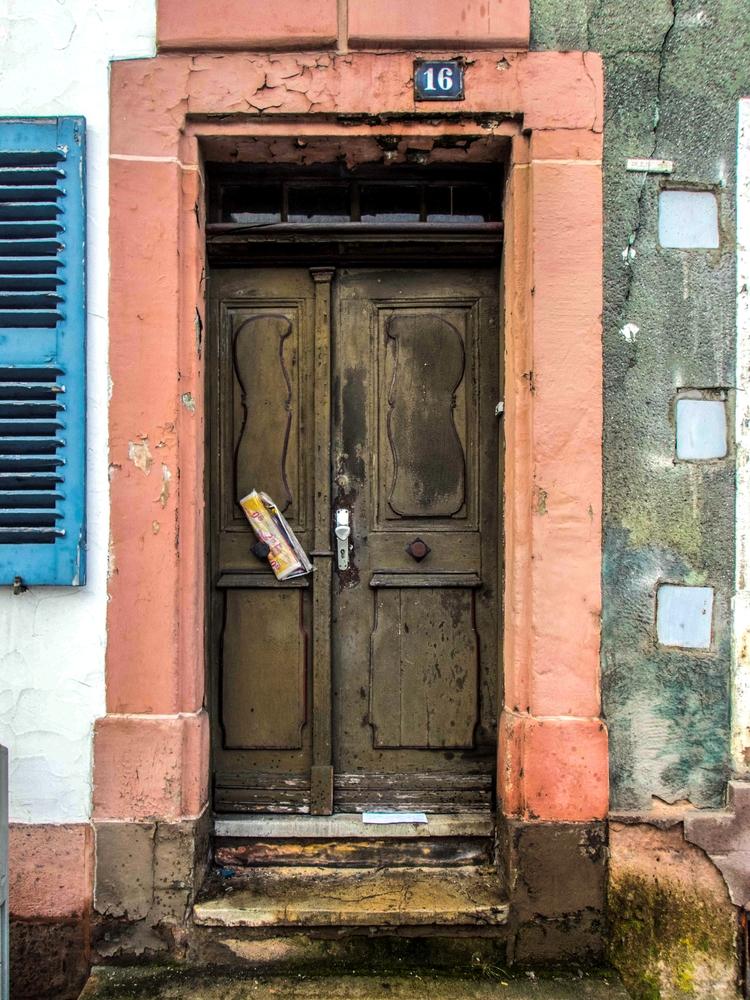 Germany, doorway, architecture - usnrmustang | ello