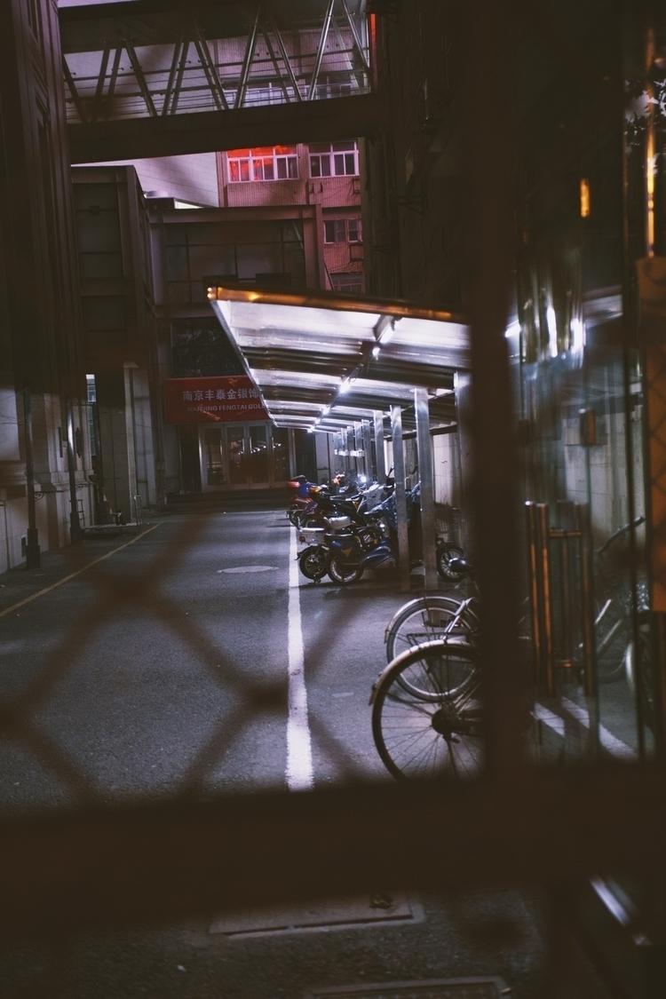 Night Stalking - garethsidwell | ello