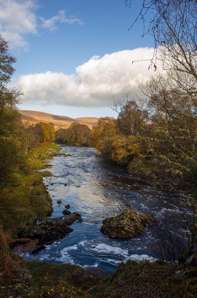 Highlands, Culrain, Stream, Landscape - kristina_88 | ello