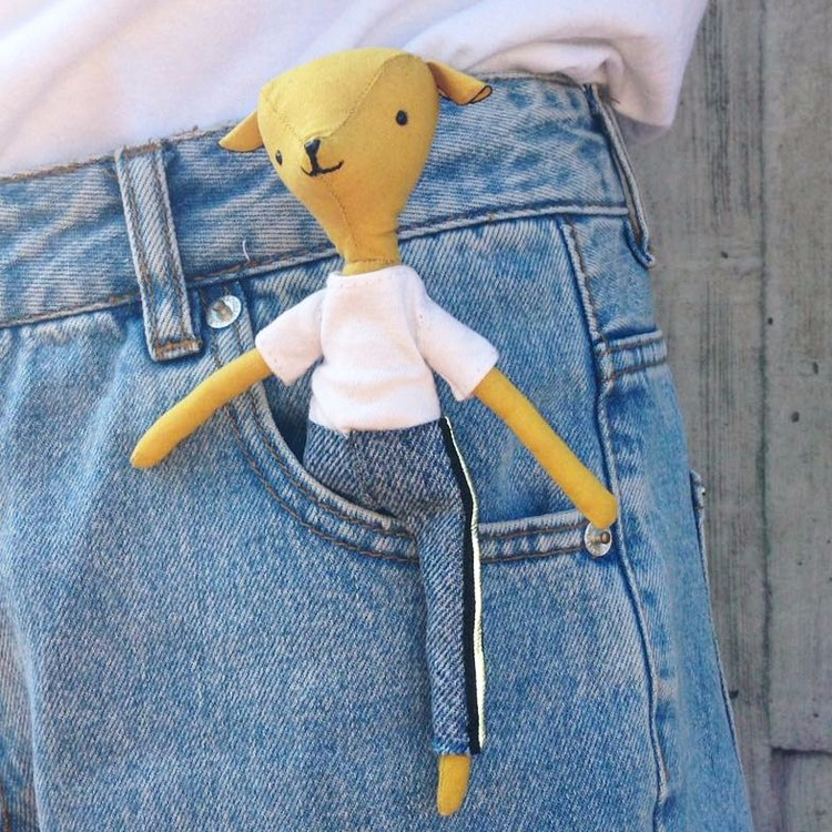 yellow fellow great accessory - artdoll - ini_aka_ada | ello