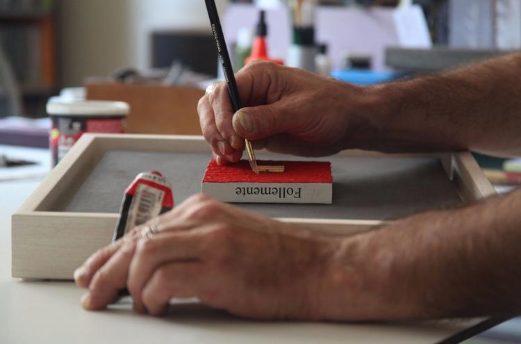 Stefano Marocchi, artist Mantua - fumogallery | ello
