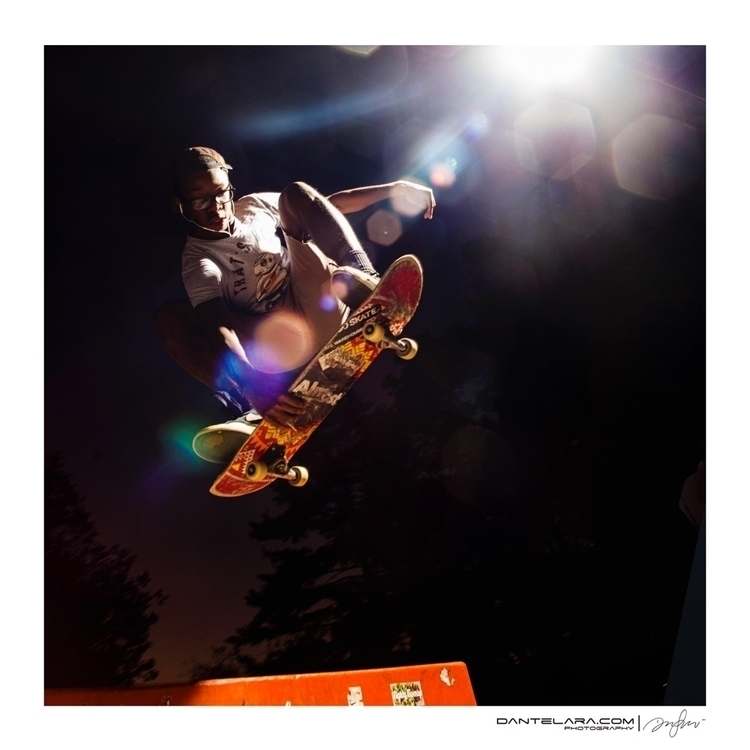 skateboard, skate, night, maplewood - dshot23 | ello