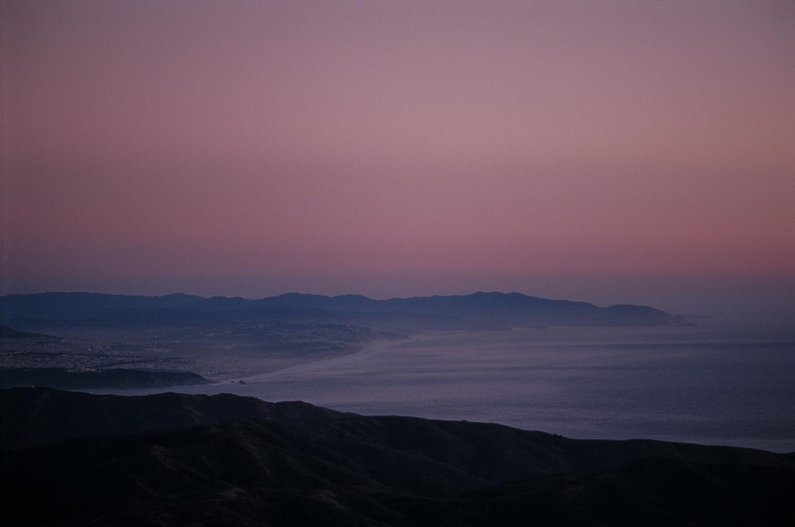 view#hill88, marin, bayarea, oceanbeach - teetonka | ello