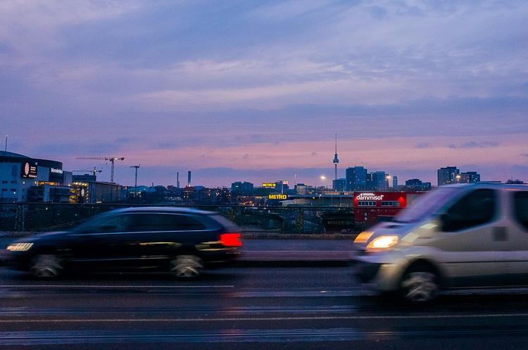 Berlin City - street, streetphotography - markl_st | ello