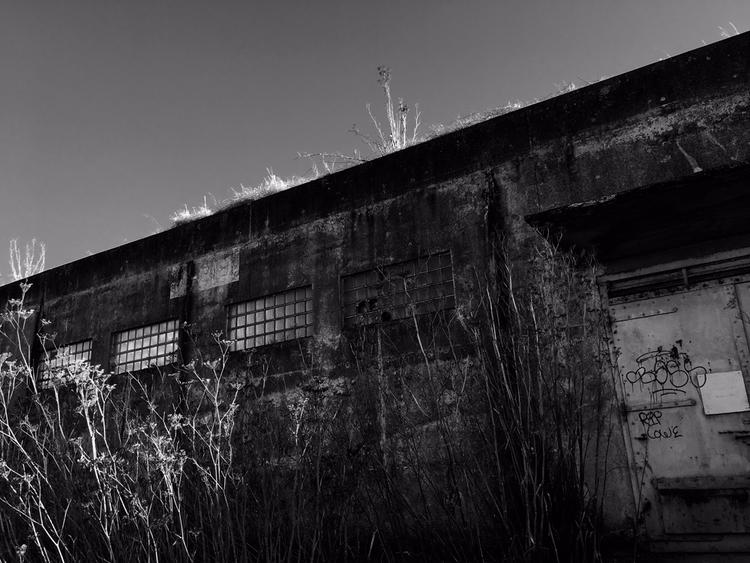 Mare Island Bunker - gordongray | ello