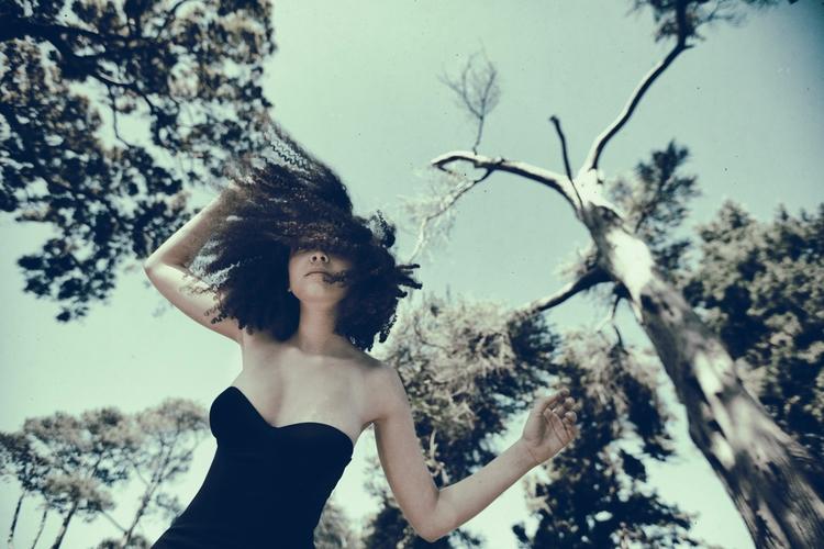 """Hysteria"" — Photographer: Ange - darkbeautymag | ello"