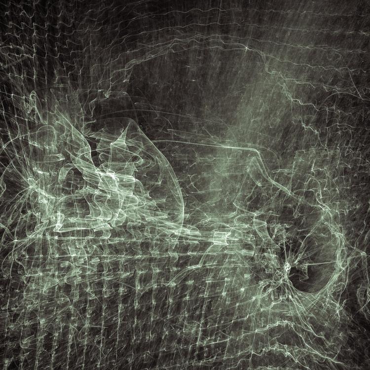 broken meshes ... 3/3 echoes  - art - pixxart   ello