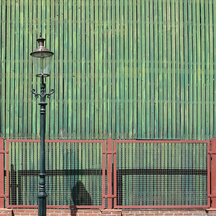 Green Netherlands - color, minimal - erik_schepers | ello