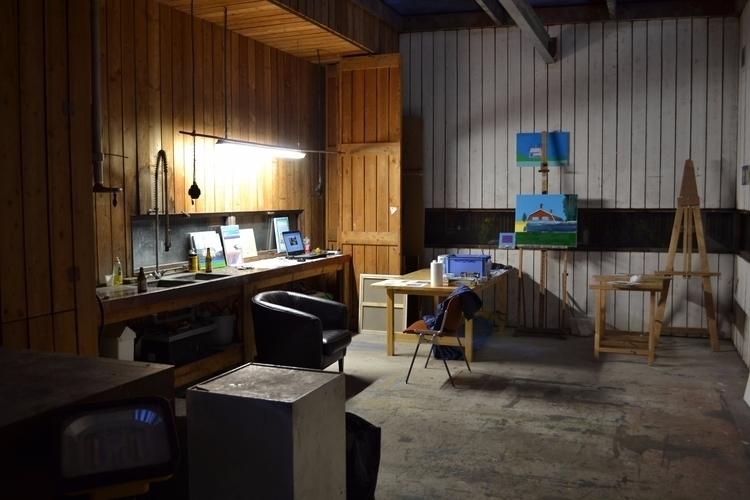 Artist Residence Program Vincen - albertzwaan   ello