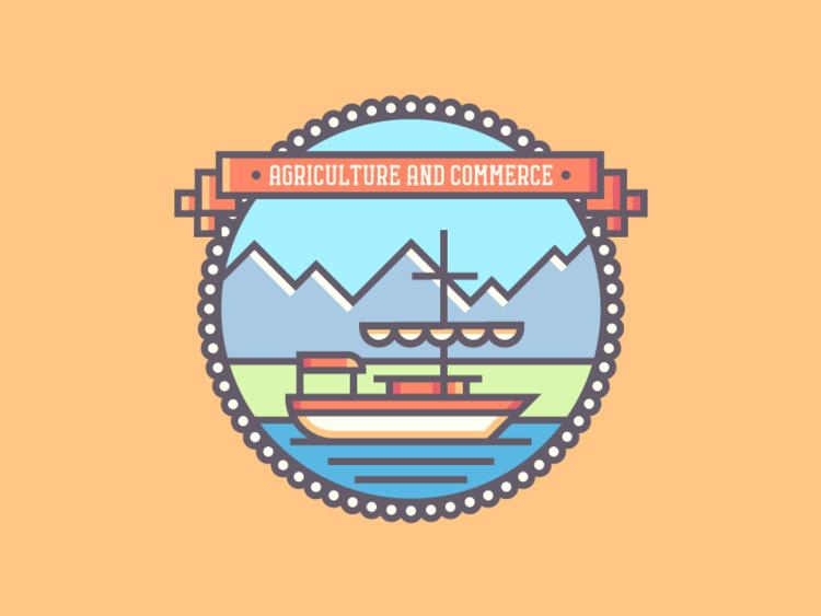 Tennessee Crest (263/365 - darumacreative | ello