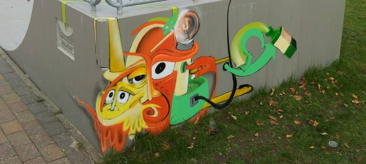 graffiti#kaze, halfpipe - ontowon | ello