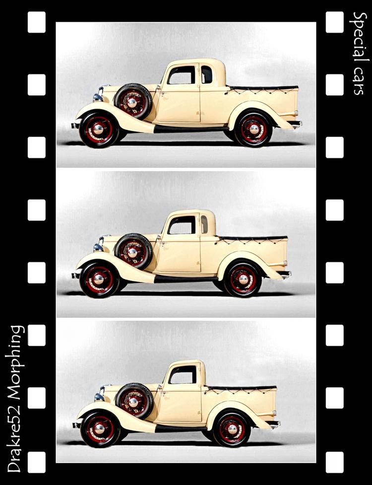 Special cars Morphing. Film: Si - drakre52 | ello