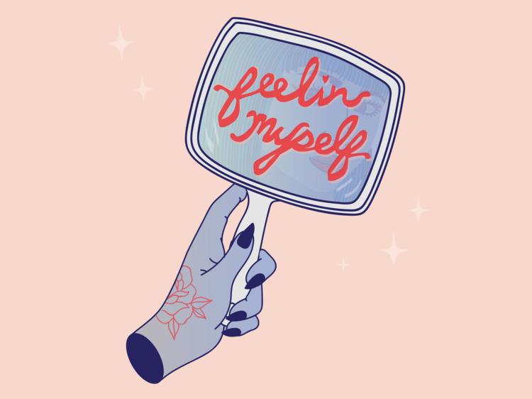 days - feelingmyself, selfcare, sparkle - kashakillingsworth   ello