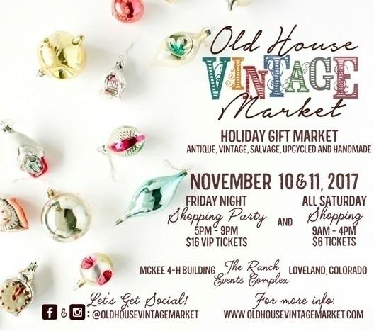 House Vintage Market Friday nig - midnightjo | ello