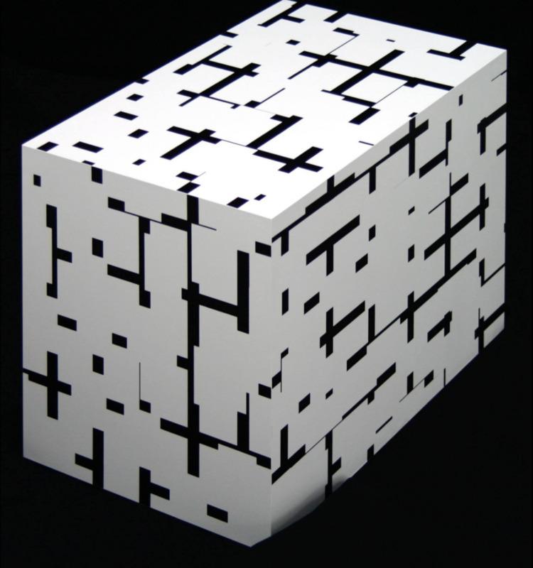 Design: Esther Stocker artsy.ne - minimalist   ello
