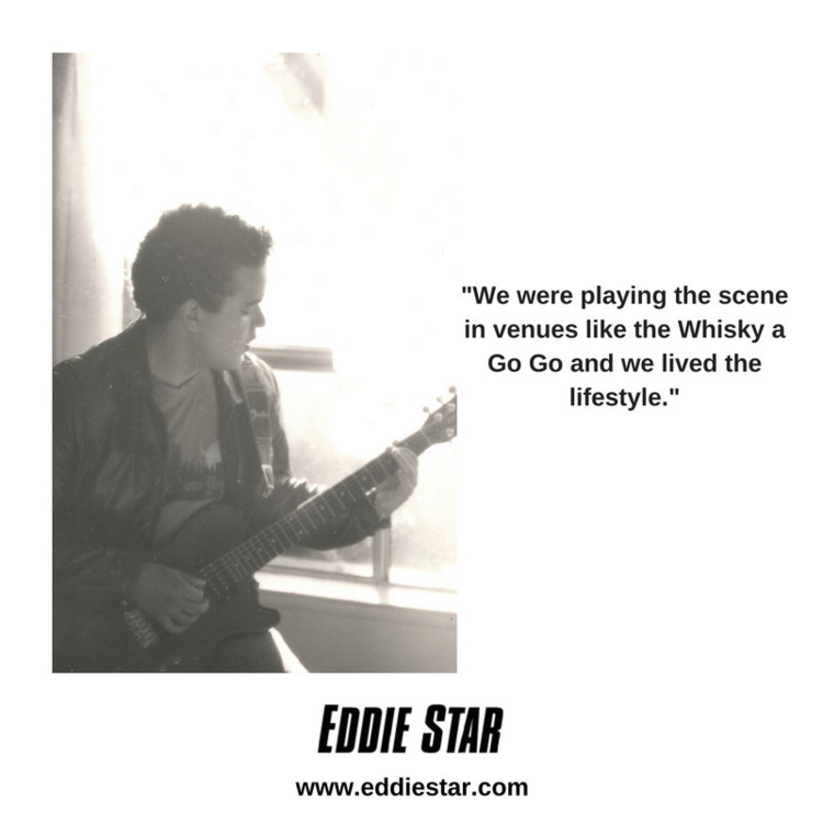 playing scene venues lived life - eddiestar | ello