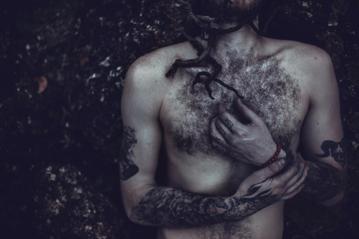Photographer: Angelika Kollin M - darkbeautymag | ello