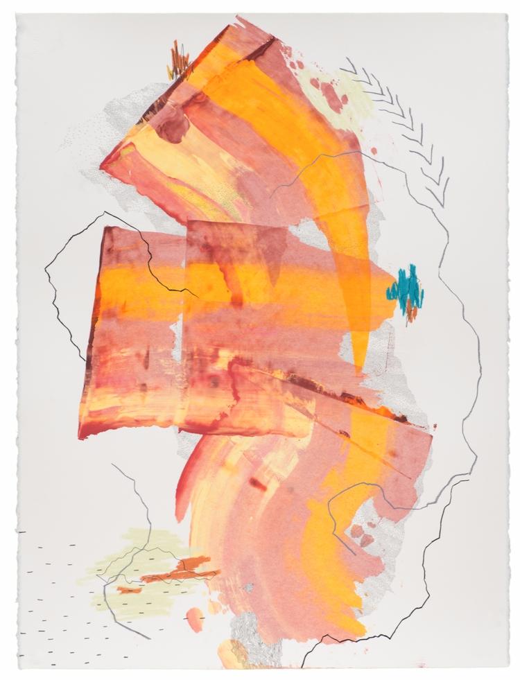 Kqu-ara-pop 2017 Acrylic, graph - claibuco | ello