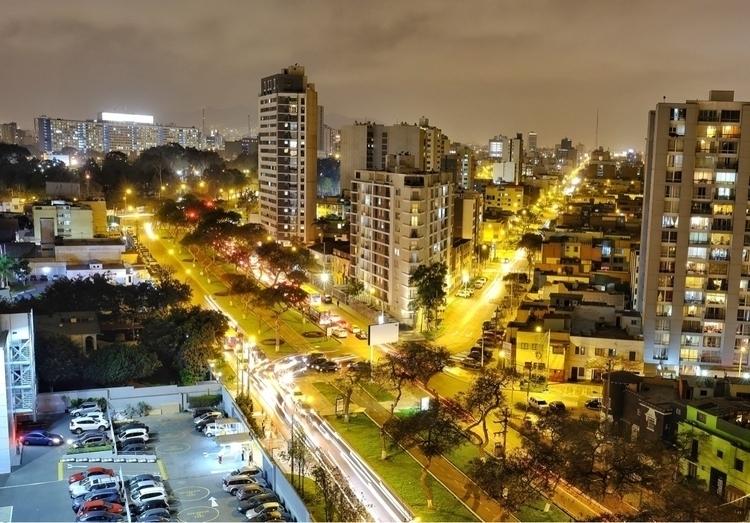 Und weiter geht es nach Lima. U - weltfarben   ello
