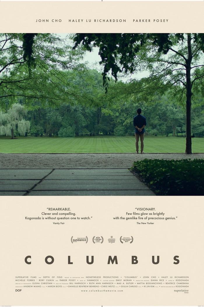 TIFF 2017: Κολόμπους - Columbus - alexandroskyriazis | ello