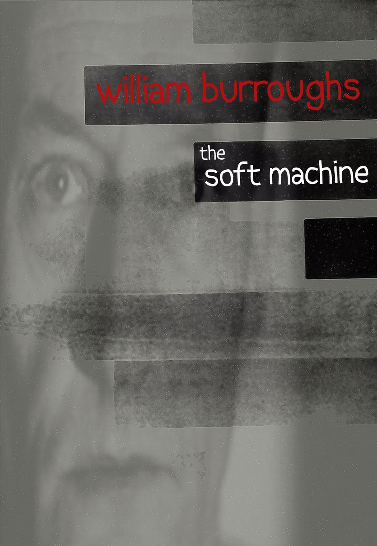 SOFT MACHINE*** mock cover Will - johnhopper | ello