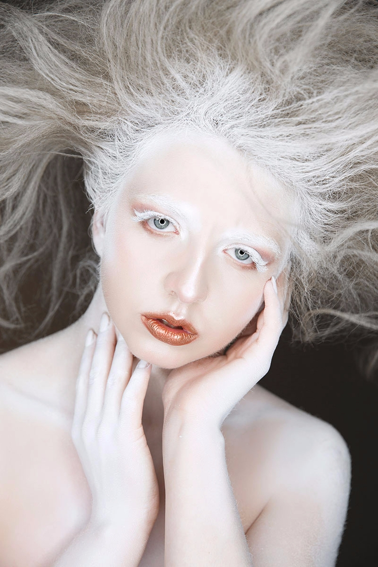 """Ethereal"" — Photographer/Retou - darkbeautymag 